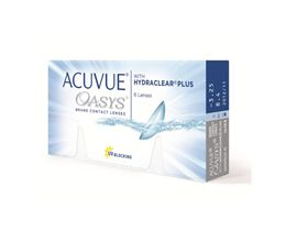 Acuvue Oasys with Hidroclear Plus (6 линз)